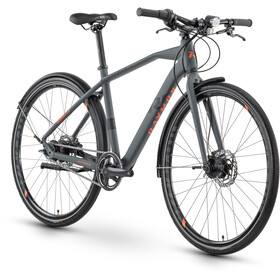 Raymon UrbanRay 2.0 8-speed Nexus dark grey/black/red